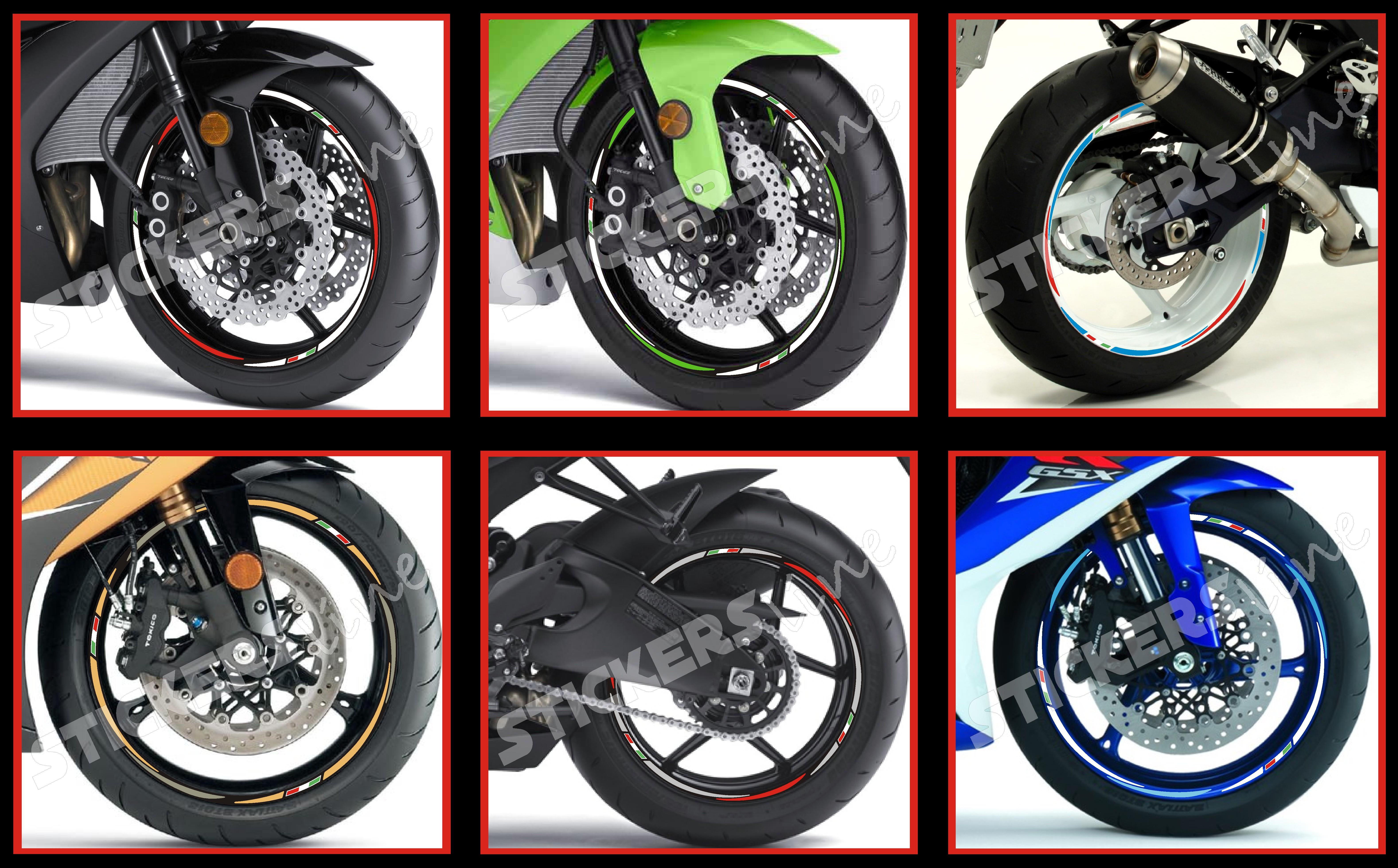 esempi adesivi cerchi racing 3