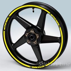 adesivi moto CB 1000 R strisce cerchi HONDA CB1000R