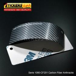 Pellicola adesiva 3M alluminio spazzolato serie 1080 cod. BR120 adesivo cast brushed car wrapping auto moto