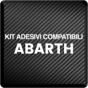 ADESIVI ABARTH