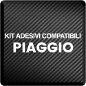 Adesivi Paraserbatoio: PIAGGIO
