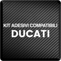 Kit carene e loghi moto: DUCATI