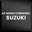 Kit carene e loghi moto: SUZUKI